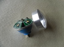 LED module flashlight bulb replacement